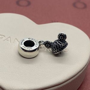 Mickey Mouse Sparkling Ear Hat Charm ONLY